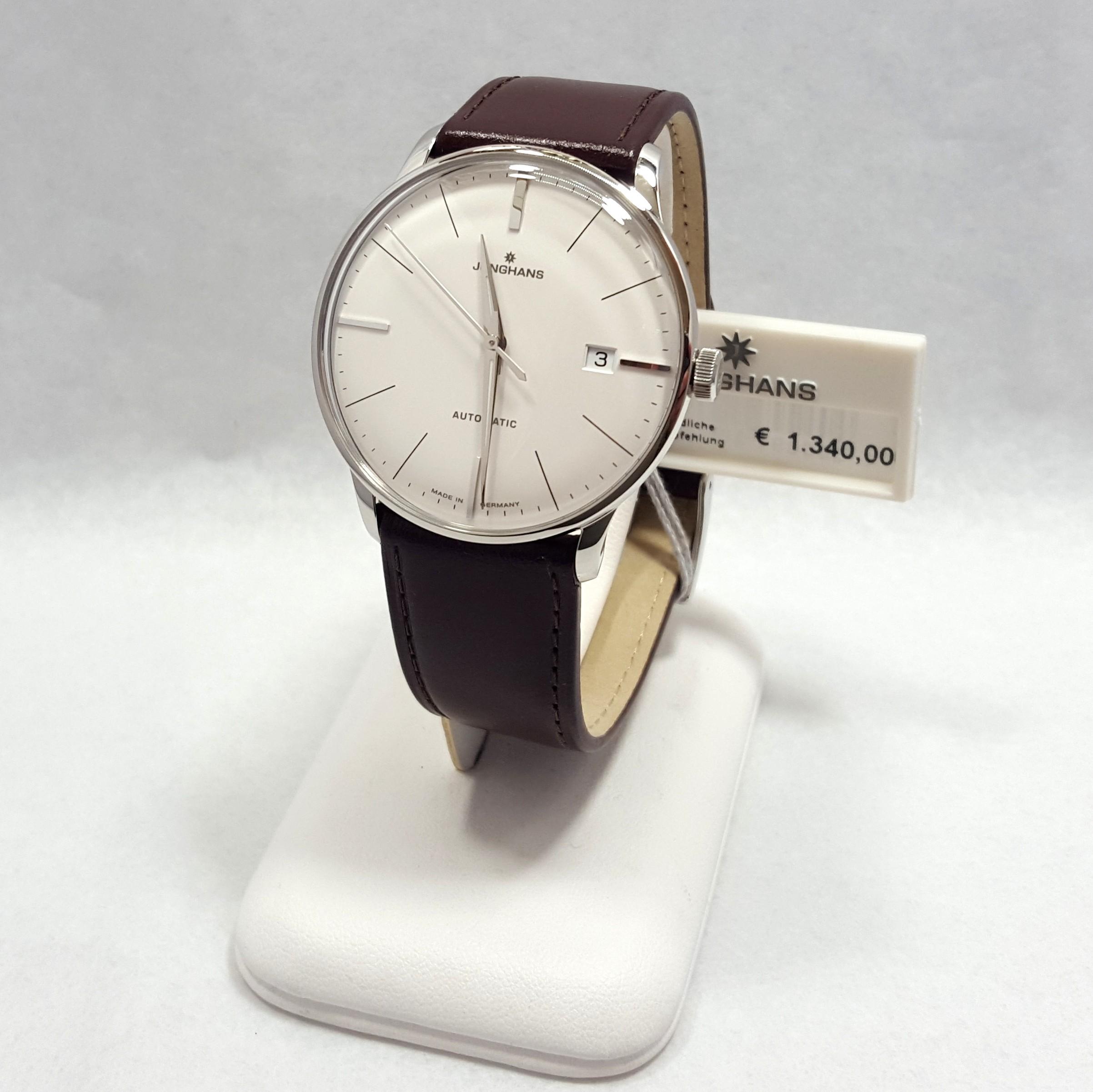orologio uomo vintage pelle